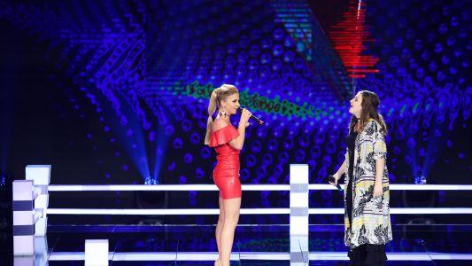 Vocea Romaniei - sezonul 7: Doina Spataru vs. Andreea Dragu