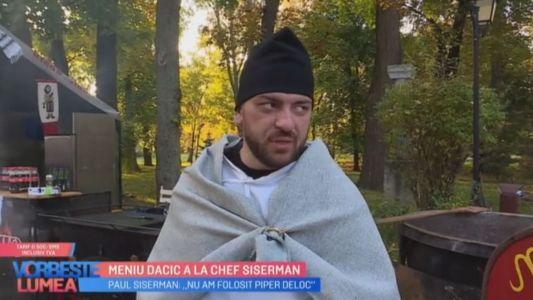 Meniu dacic a la Chef Siserman