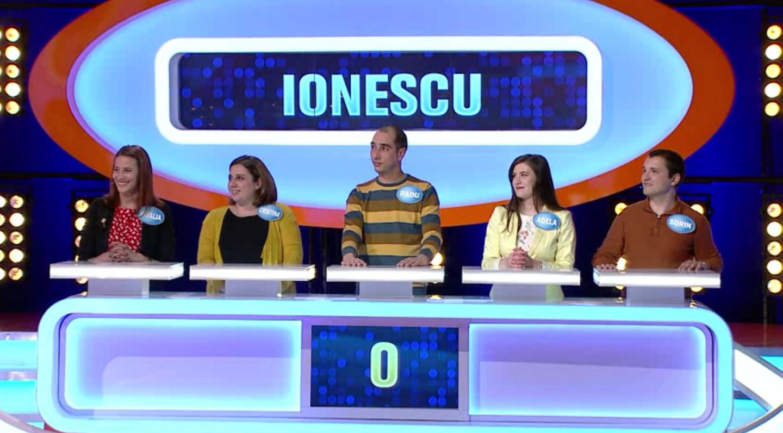 Familia Ionescu a aflat miercuri Ce spun romanii si a plecat acasa cu 35.200 de lei!