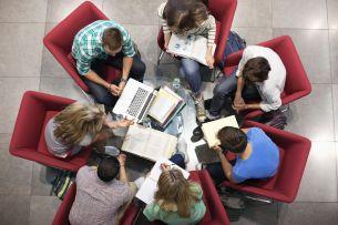 Zece elevi elvetieni fac voluntariat in Romania. Construiesc case pentru nevoiasi