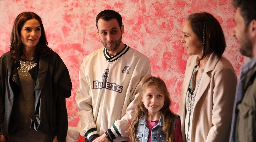 Familia Jitaru a trait miercuri seara bucuria unui vis implinit la Visuri la cheie!