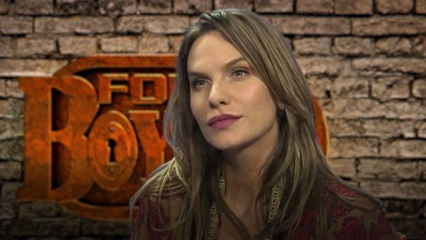 Anna Lesko despre Fort Boyard: Ar fi trebuit sa mai particip de inca 5-6 ori ca sa imi pot depasi fobiile