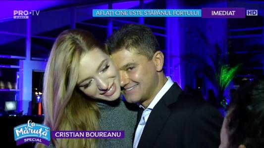Boureanu, mai indragostit ca niciodata!