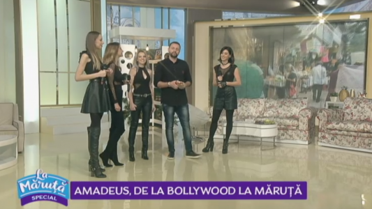 Amadeus, de la Bollywood la Maruta