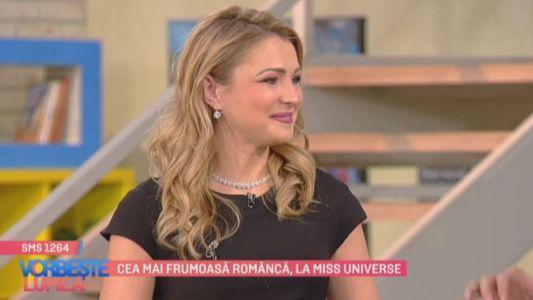Cea mai frumoasa romanca, la Miss Universe