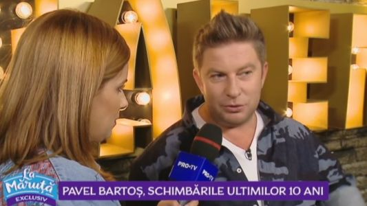 Mihaela Radulescu si Pavel Bartos, povesti de 10