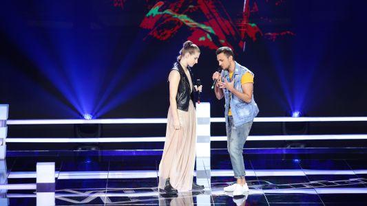 Vocea Romaniei - sezonul 7: Ana Munteanu vs. Tudor Biletchi - Runnin`