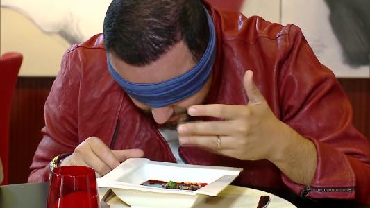 O noua provocare culinara pentru Catalin Maruta