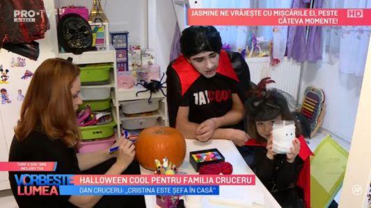 Halloween Cool pentru familia Cruceru