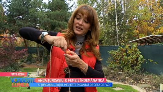 Anca Turcasiu, o femeie indemanatica