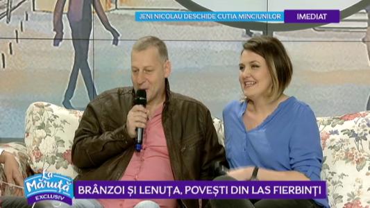 Branzoi si Lenuta, povesti din Las Fierbinti