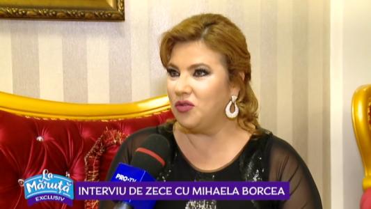 Interviu de zece cu Mihaela Borcea