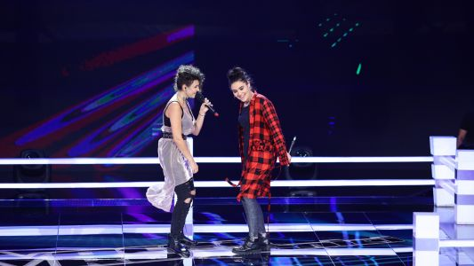 Vocea Romaniei - sezonul 7: Bianca Onet vs. Maria Radeanu - Do I Wanna Know