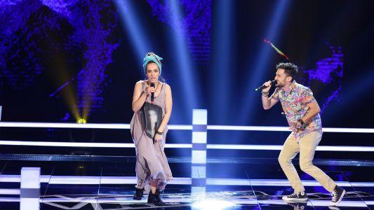Vocea Romaniei - sezonul 7: Ioana Visinescu vs. Marius Stoica - Perfect Strangers