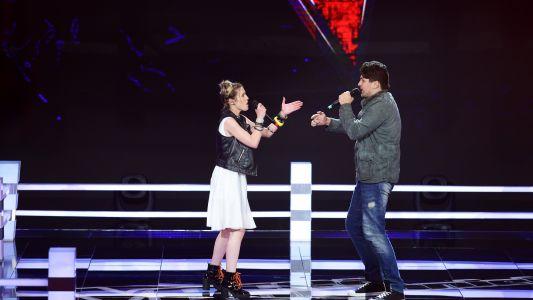Vocea Romaniei - sezonul 7: Oana Mirica vs. Cosmin Vieriu - You're Nobody'til Somebody Loves You