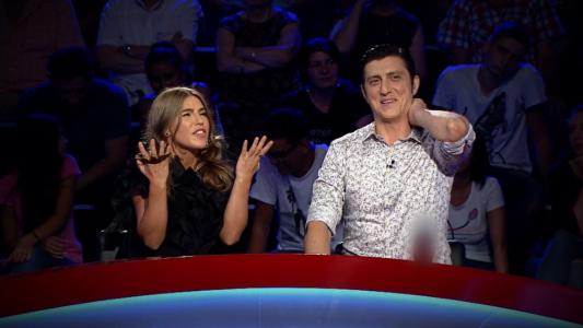 """Asa vezi tu femeia?!"" Natanticu luat la trei pazeste de Corina! :) Radem #pebune luni si miercuri, de la 22:30, la PRO TV"