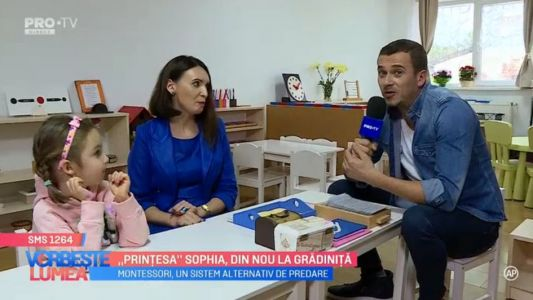 Montessori, un sistem alternativ de predare