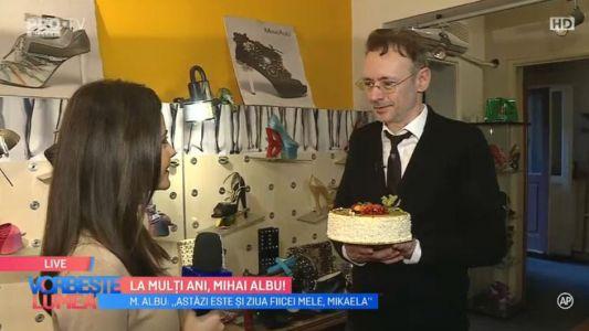 La multi ani, Mihai Albu!