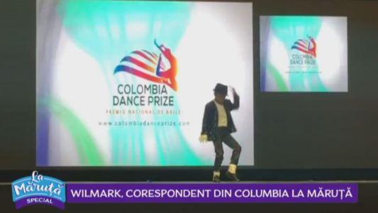Wilmark, corespondent din Columbia La Maruta