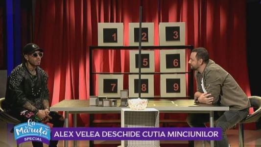Alex Velea deschide cutia minciunilor