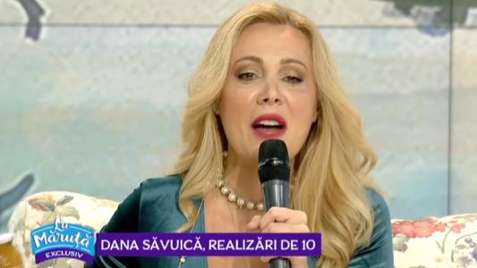Dana Savuica, realizari de 10