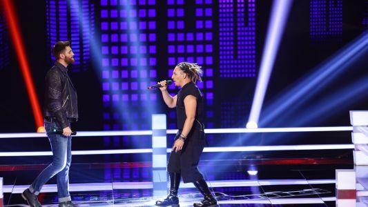 Vocea Romaniei - sezonul 7: Mihail Tirica vs. Rares Popa - Every You Every Me
