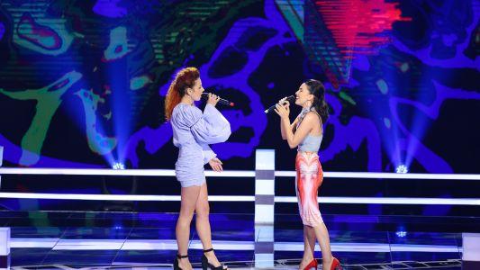 Vocea Romaniei - sezonul 7: Olga Roman vs. Laura Voinu - Iubirea Schimba Tot