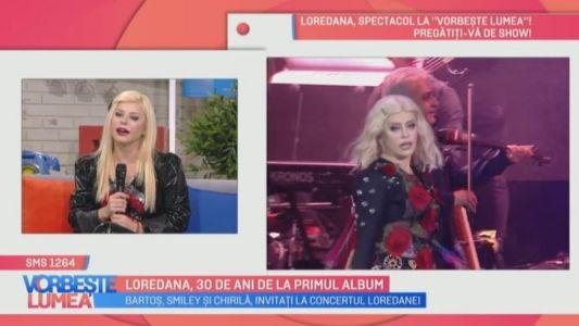 Loredana, 30 de ani de la primul album