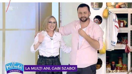 La multi ani Gabriela Szabo!