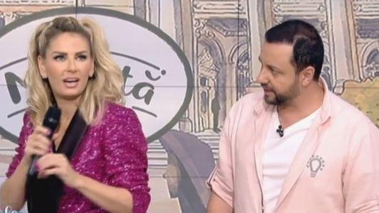 Andreea Banica, piesa noua si show nou