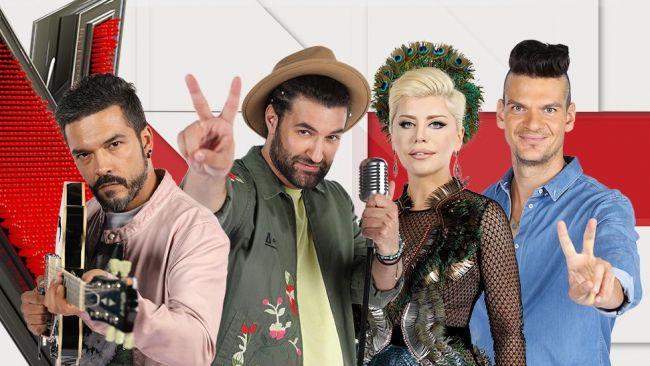 """""""Vocea Romaniei"""" 2017 - Sezonul 7: Editia 12 - LIVE"""