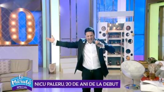 Nicu Paleru, 20 de ani de la debut