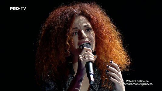 Vocea Romaniei - sezonul 7: Olga Roman - Believe