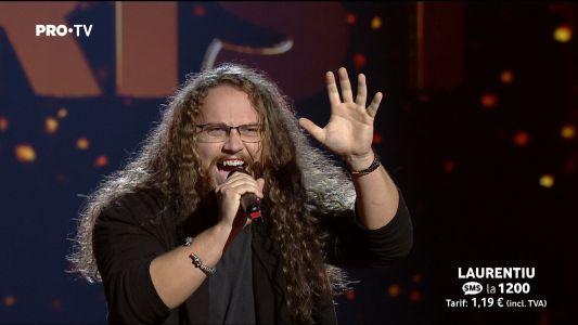 Vocea Romaniei - sezonul 7: Laurentiu Mihaiu - Jesus Christ Superstar