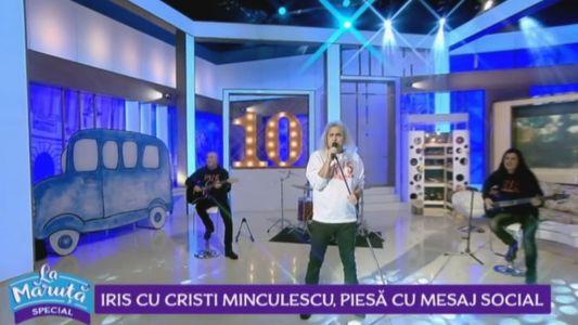 Iris cu Cristi Minculescu, piesa cu mesaj social - 2