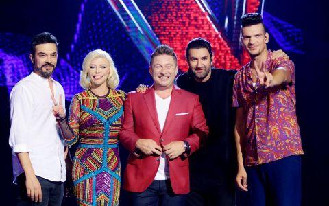 Bogdan, Diana, Rufus si Zsuzsana vor aduce o explozie de energie in al doilea show live Vocea Romaniei!