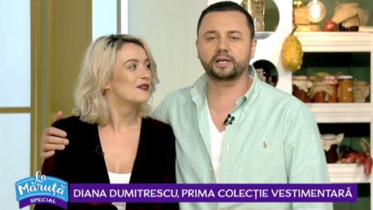 Diana Dumitrescu, prima colectie vestimentara