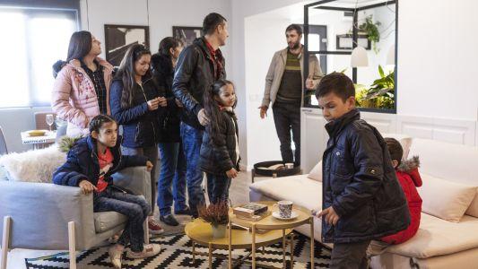 Visul familiei Ispilat a fost implinit cu ajutorul echipei Visuri la Cheie