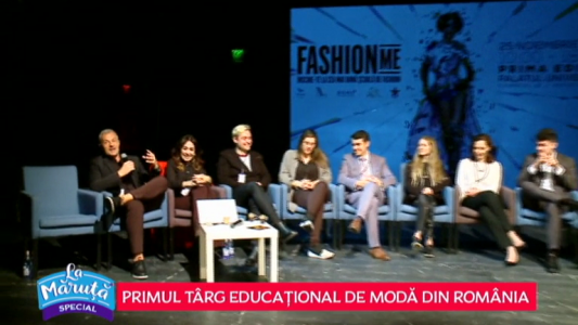 Primul targ educational de moda din Romania