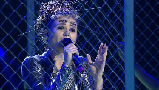 Vocea Romaniei - sezonul 7: Catarina Sandu - Fighter