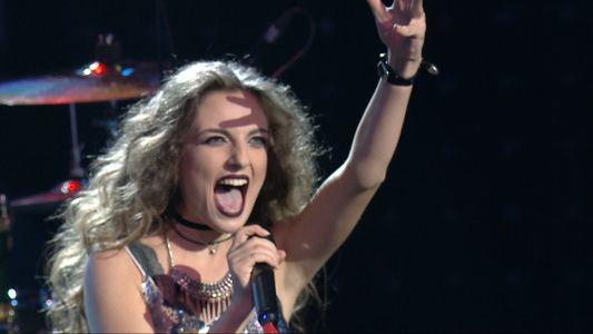 Vocea Romaniei - sezonul 7: Daria Grigoras - Breakthru