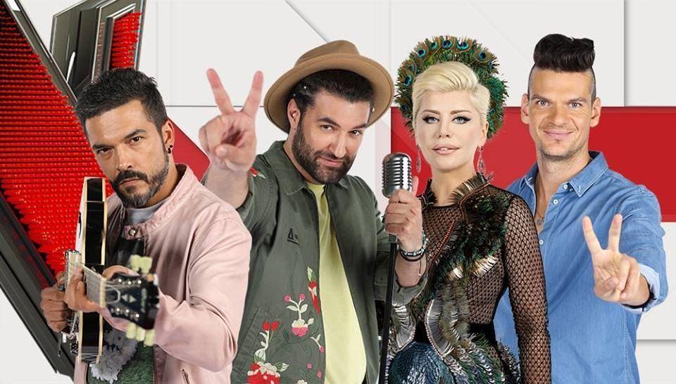 Sa vina antrenorii! Sa cante concurentii! Sa fie Voce in toata tara!Vineri, 1 decembrie, de la 20:30, numai la PRO TV!