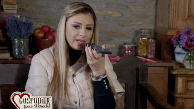 Marcela a chemat-o pe Anamaria Prodan pentru a ii cere un sfat