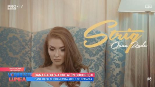 Oana Radu s-a mutat in Bucuresti