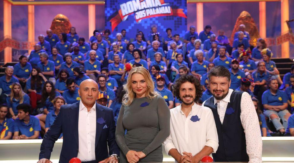 Romania, jos palaria! va aduce muzica, filme si proverbe romanesti, in casele telespectatorilor