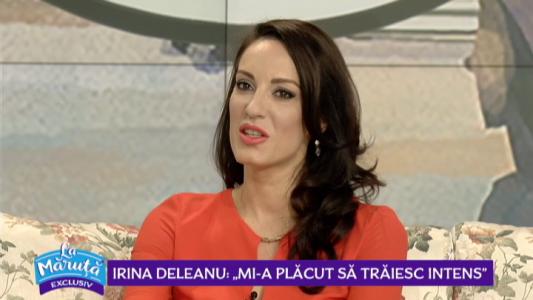 Campioana Irina Deleanu, povesti de 10