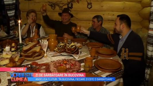 Zi de sarbatoare in Bucovina
