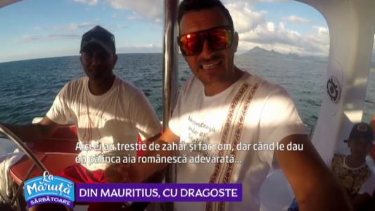 Din Mauritius, cu dragoste