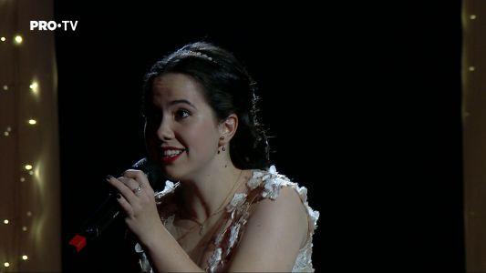 Vocea Romaniei - sezonul 7: Adriana Ciobanu - I'm Wishing