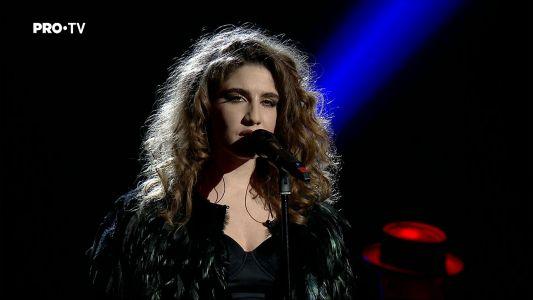 Vocea Romaniei - sezonul 7: Zsuzsana Cerveni - Stairway To Heaven